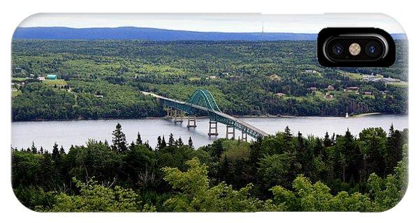 Seal Island Bridge IPhone Case