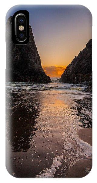 Seal Rock 1 IPhone Case