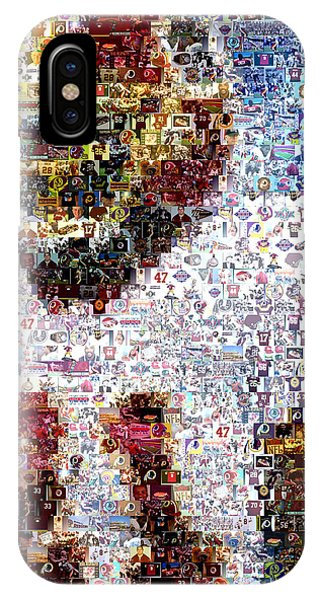 Sean Taylor Mosaic IPhone Case
