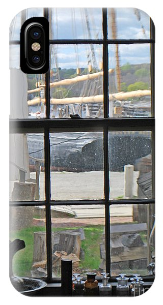 Seaport View IPhone Case