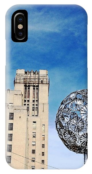 Sears Crosstown Memphis IPhone Case