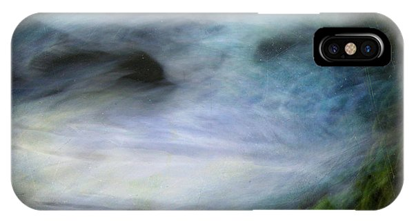 Seascape #14. Sighs IPhone Case