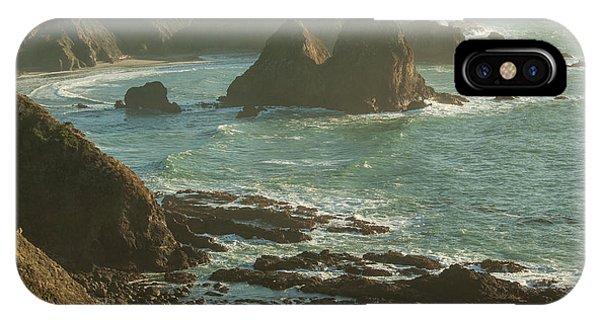 Seascape  1.7107 IPhone Case