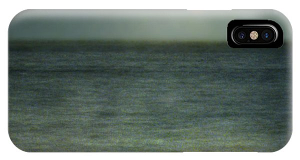 Seascape #5. Sun Sea Horizon IPhone Case
