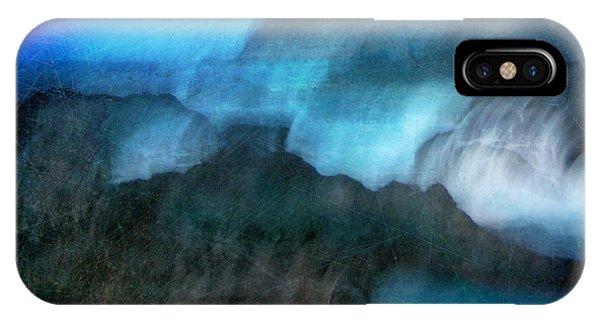 Seascape #9 -bay's Dusk- IPhone Case