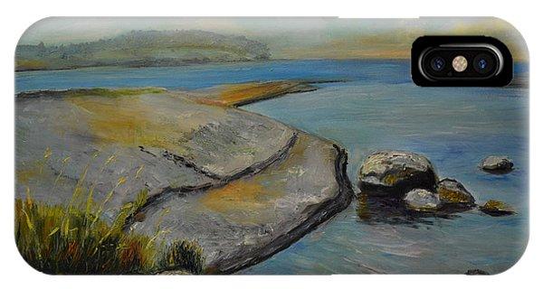 Seascape From Hamina 1 IPhone Case