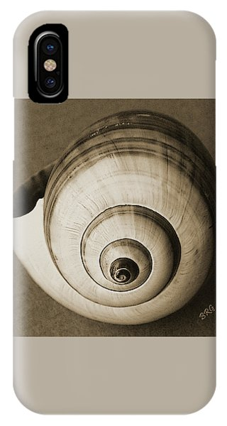 Seashells Spectacular No 25 IPhone Case