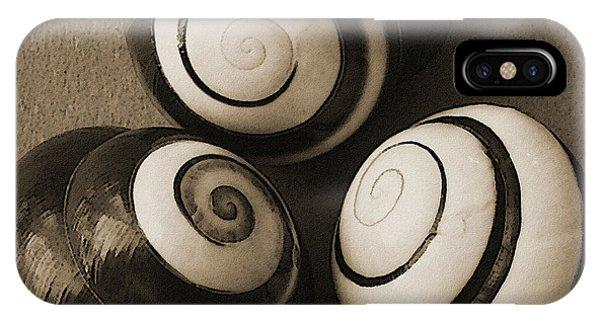 Seashells Spectacular No 28 IPhone Case