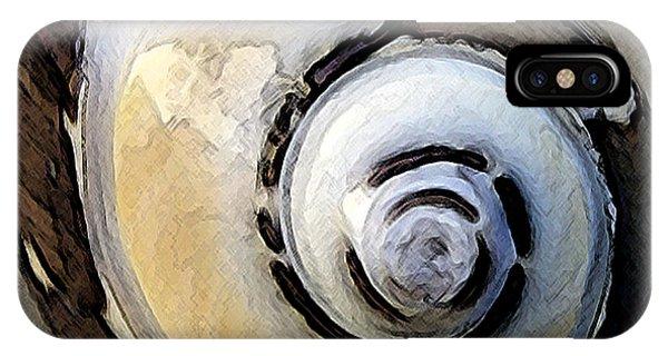 Seashells Spectacular No 3 IPhone Case