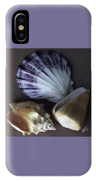 IPhone Case featuring the photograph Seashells Spectacular No 30 by Ben and Raisa Gertsberg