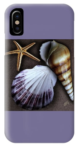 Seashells Spectacular No 37 IPhone Case