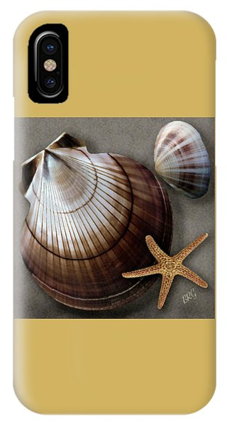 Seashells Spectacular No 38 IPhone Case