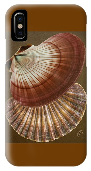 IPhone Case featuring the photograph Seashells Spectacular No 53 by Ben and Raisa Gertsberg
