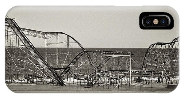 Seaside After Sandy IPhone Case