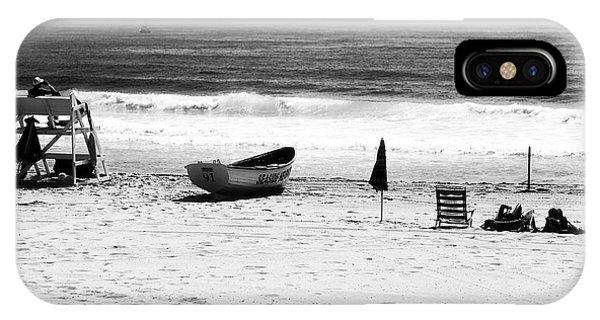 Seaside Beach Days IPhone Case