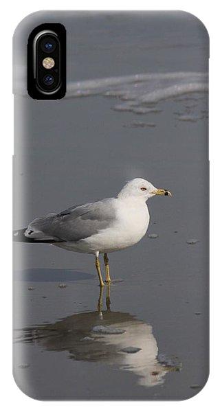 Seaside Sentinel IPhone Case