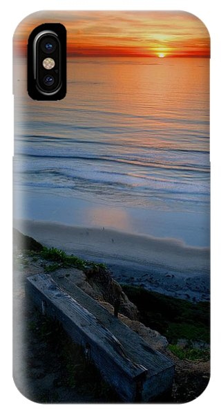 Seat With A View IPhone Case