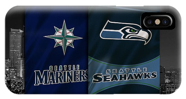 Seattle Sports Teams IPhone Case