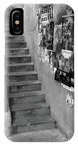 Seattle Stairs IPhone Case