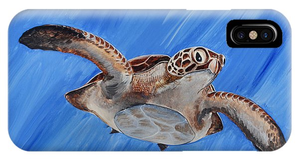 Seaturtle IPhone Case