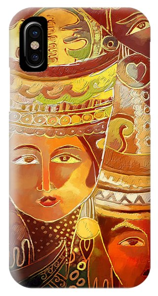 Corporate Art Task Force iPhone Case - Second Face by Corporate Art Task Force