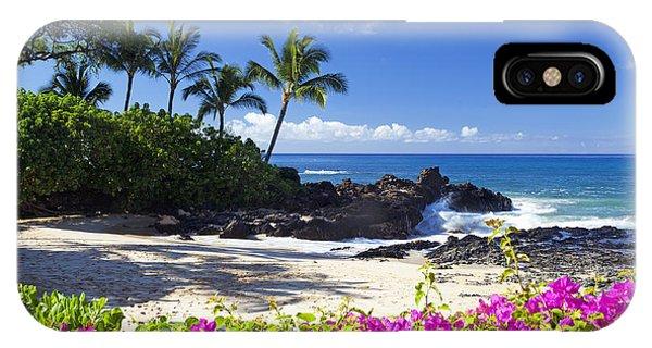 Secret Beach Makena IPhone Case