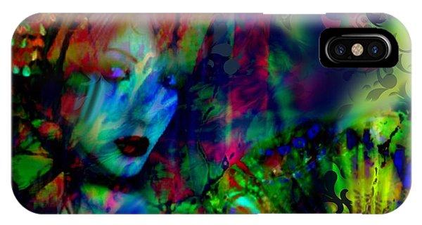 Secret Beauty IPhone Case