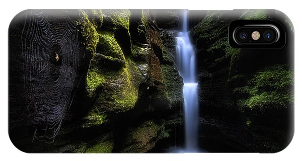 Secret Falls IPhone Case