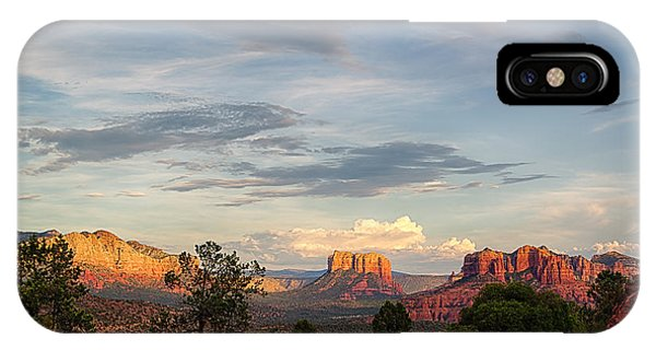 Sedona Arizona Allure Of The Red Rocks - American Desert Southwest IPhone Case