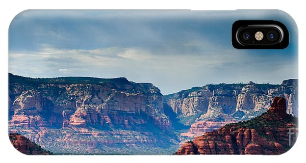Sedona Arizona Panorama IPhone Case