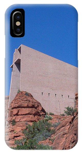 Sedona Chapel 1 IPhone Case