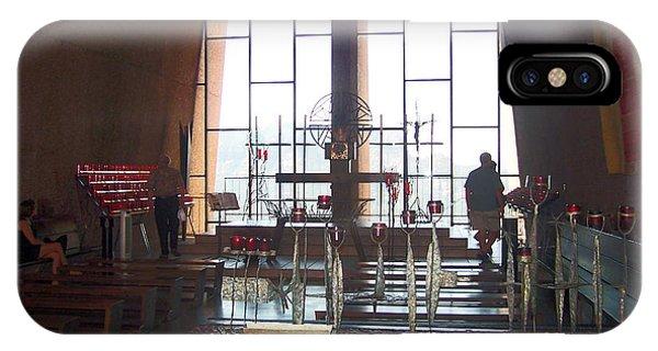 Sedona Chapel 3 IPhone Case