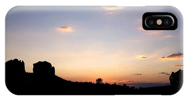 Sedona Dusk IPhone Case