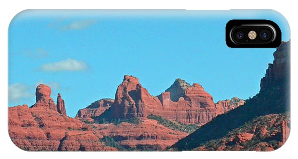 Sedona Panorama IPhone Case