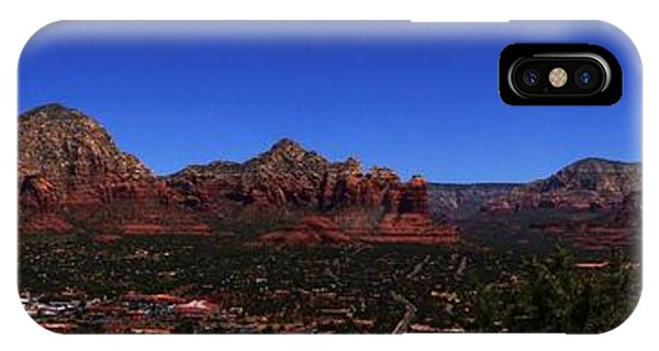 Airport Mesa 3 Phone Case by Trish H