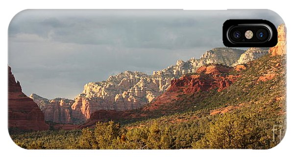 Sedona Sunshine Panorama IPhone Case