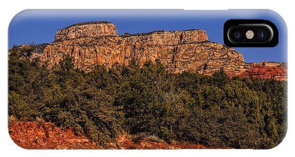 IPhone Case featuring the photograph Sedona Vista 49 by Mark Myhaver