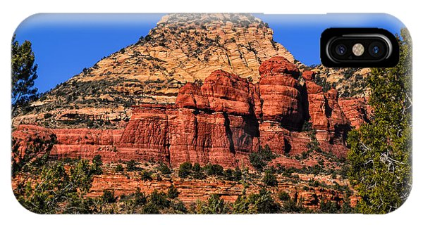 IPhone Case featuring the photograph Sedona Vista 51 by Mark Myhaver