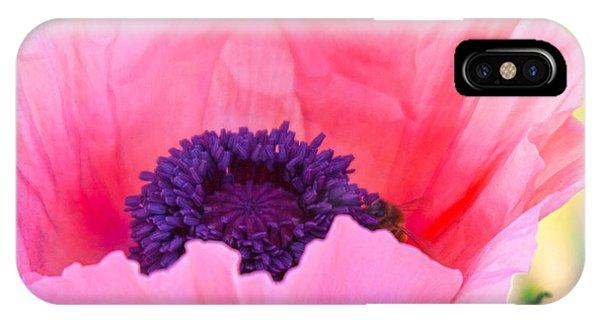 Seductive Poppy IPhone Case