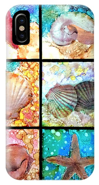 iPhone Case - See Shells by Alene Sirott-Cope