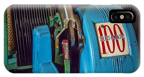 Seeburg Select-o-matic Jukebox IPhone Case