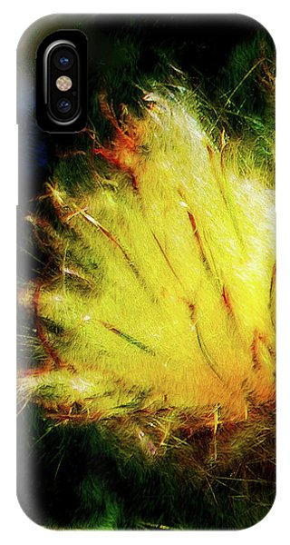 Seedburst IPhone Case