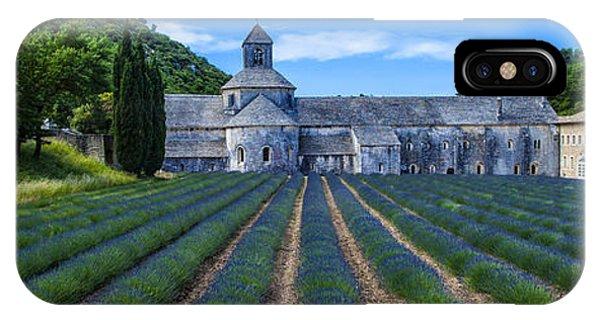 Senaque Abbey - Provence IPhone Case