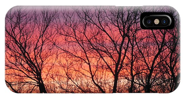 Sensational Sunrise Marching In IPhone Case