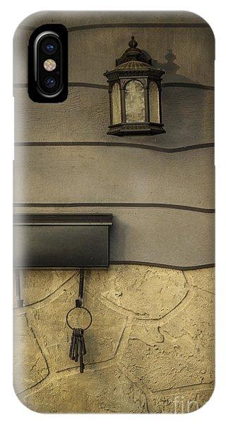 Home iPhone Case - Sense Of Home by Evelina Kremsdorf
