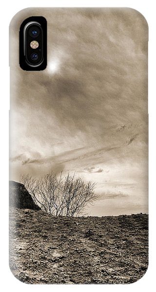 Sepia Skies IPhone Case