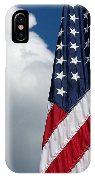 September Flag IPhone Case