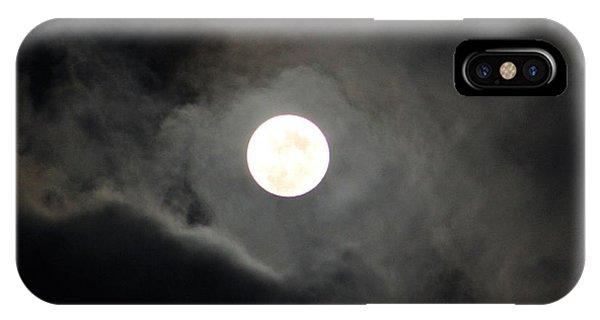 September Full Moon IPhone Case