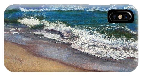 September On Nantucket IPhone Case