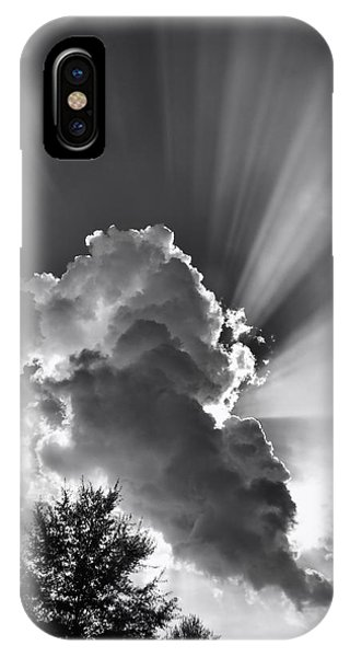 September Rays IPhone Case